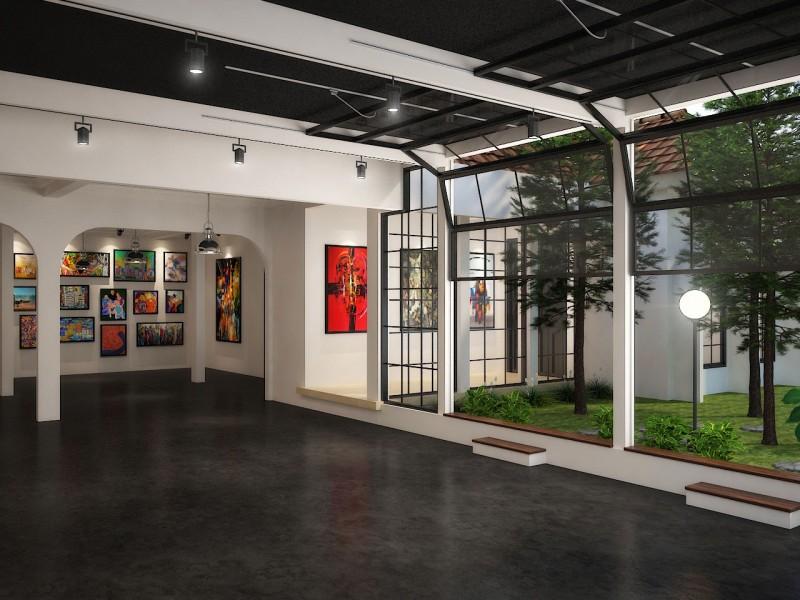 Gallery House, Kuningan
