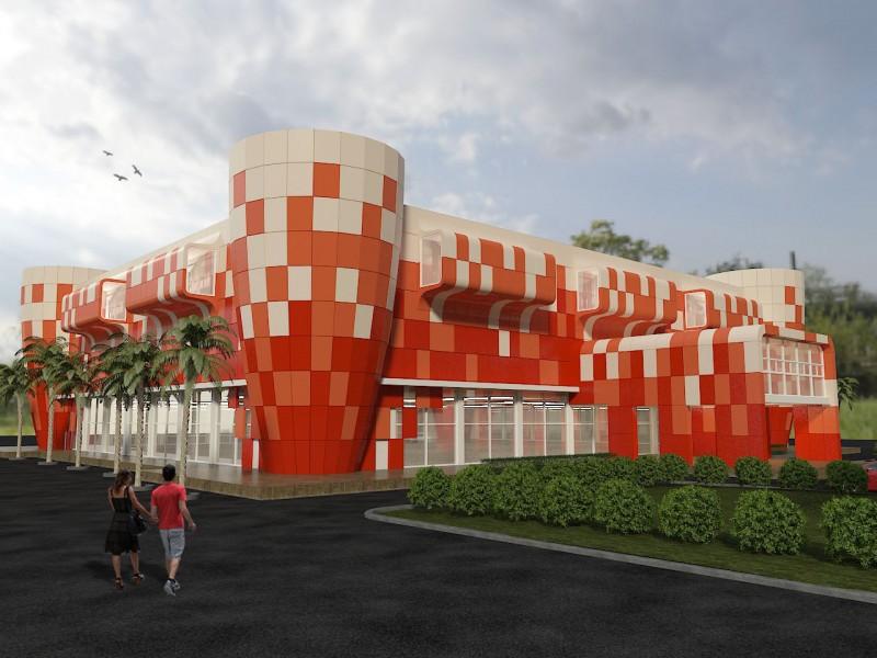Gedung Olah Raga (GOR) Palembang