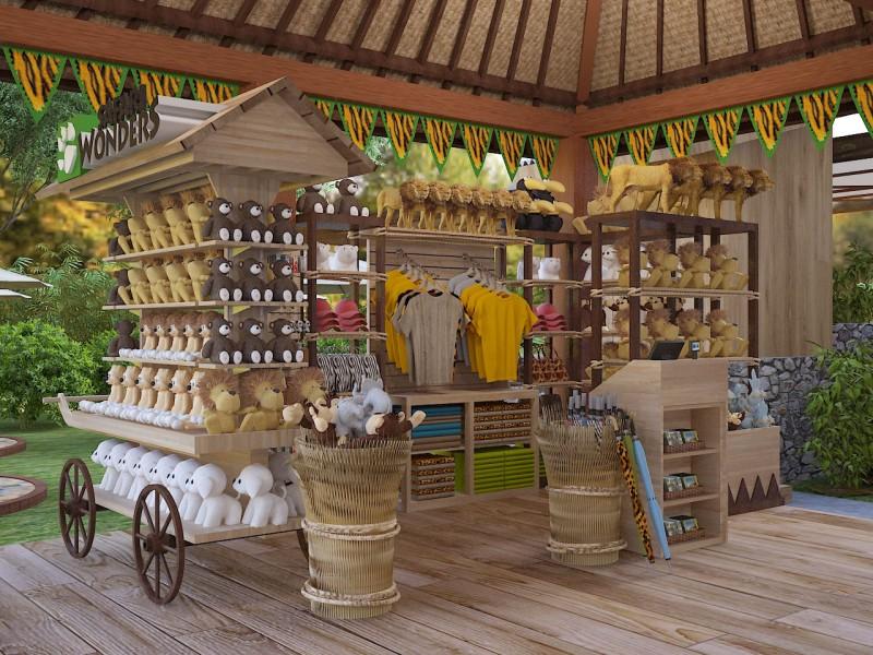 Safari Wonders Booth @ Bali Safari & Marine Park