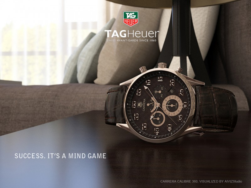 TAGHeuer Watch Visualization