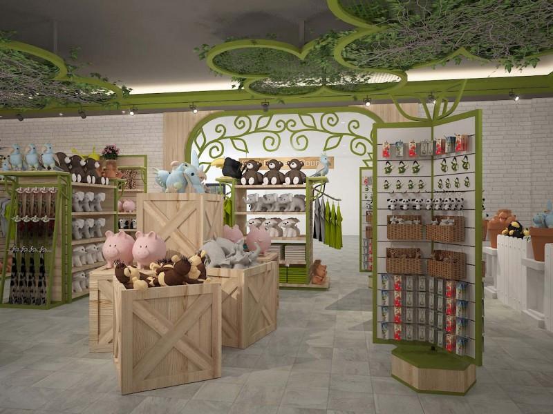 Taman Bunga Souvenir Store @ TMII