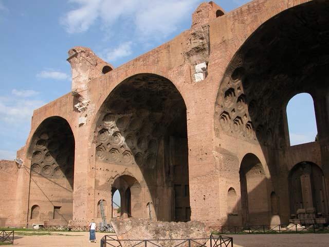 Basilica Nova, Roma