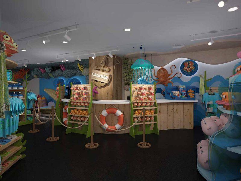 Ocean Wonders @ Jakarta Aquarium (JAQ), Neo Soho